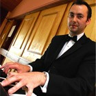 Edmond Oakley, Wedding Pianist available to hire for weddings in Lanarkshire area