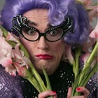 The Untamed Edna Experience, Wedding Look alike available to hire for weddings in Ayrshire area