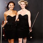 Electric Storm, Wedding Electric Violinist available to hire for weddings in Northamptonshire