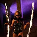 Other customers also liked Fire Performer Katriana when they enquired about Football Freestyler