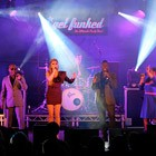 Get Funked, Wedding Soul Band available to hire for weddings in Merioneth