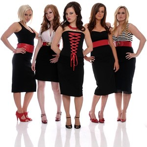 Girls Allowed, Girls Aloud Tribute Band