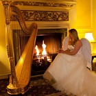 Gold Harp, Harpist for hire in East Sussex