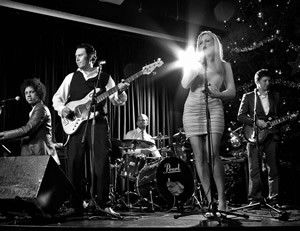 The Groove Tones, Rock & Pop Function Band