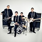 Happy Hour, Rock & Pop Wedding Band available to hire for weddings in Surrey