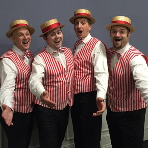 Harmony Barbershop Quartet - Vocal Groups & Choirs for hire ...
