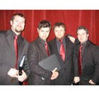 Harmony Barbershop Quartet , Vocal Group for hire in Pembroke