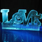 Ice Sculptures, Wedding Event Supplier available to hire for weddings in Leicestershire