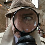 Inspector Clouseau (Charles Haslett) available to hire from Alive Network Entertainment Agency