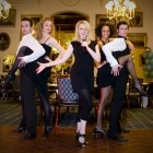 Hire Dancing Waiters, Singing Waiters from Alive Network Entertainment Agency