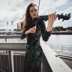 Lauren The Violinist available to hire from Alive Network Entertainment Agency