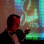 Jim McAllister, Rat Pack Wedding Singer available to hire for weddings in Northamptonshire