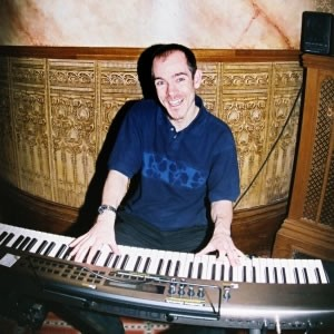 Joe George (Pianist), Pianist