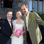 John Cleese (Edmond Wells), Mix and Mingle for hire in Cardigan