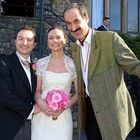 John Cleese (Edmond Wells), Wedding Look alike available to hire for weddings in Ayrshire area