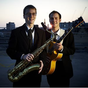 Just Us, Tenor Saxophone & Jazz Guitar Duo