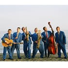 King Pleasure and the Biscuit Boys, Wedding Jazz Band available to hire for weddings in East Lothian area