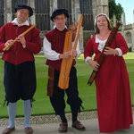 Hire The Kings Waits, Medieval Musicians from Alive Network Entertainment Agency