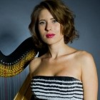 Lera Harpist available to hire from Alive Network Entertainment Agency