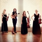 Trafalgar String Quartet available to hire from Alive Network Entertainment Agency