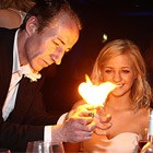 Louis Cyphre, Wedding Magician available to hire for weddings in Wiltshire