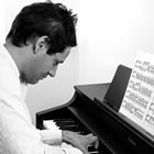 Mark Wesley, Wedding Pianist available to hire for weddings in Ayrshire area