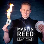 Hire Martin Reed, Magicians from Alive Network Entertainment Agency