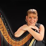 Hire Bella Rose (Harpist), Harpists from Alive Network Entertainment Agency