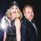 Megans Vintage Duo Live Music to hire for a Wedding Drinks Reception