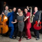 Hire Elaina and The West Coast Stompers, Swing Jive Bands from Alive Network Entertainment Agency
