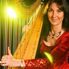 OL Harp (Harpist) Live Music to hire for a Wedding Ceremony