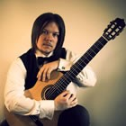 Pablo J Guitarist, Classical Guitarist for hire in Fife