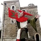 Patch- A Right Royal Fool, Street Entertainer for hire in Tydfil