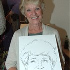 Pauls Caricatures, Wedding Mix and Mingle available to hire for weddings in Anglesey