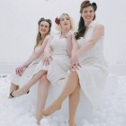 The Victory Rolls, Wedding Solo, Duo or Trio available to hire for weddings in East Sussex