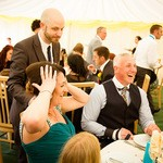 Exquisite Wedding Magician Chris available to hire from Alive Network Entertainment Agency