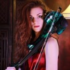 Hire Lauren The Violinist, Electric Violinists from Alive Network Entertainment Agency