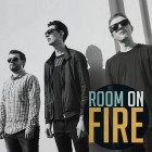 Room On Fire are available in Anglesey