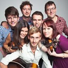 Rabscallion, Wedding Ceilidh Band available to hire for weddings in Denbigh
