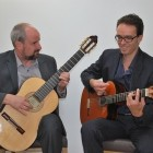Rhapsody Guitar Duo, live entertainment hire