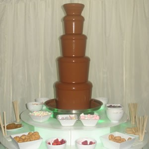 Scotland Chocolate Fountains, Live Entertainment