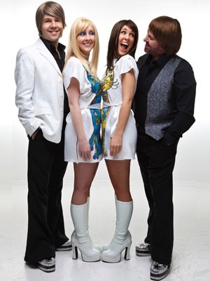 Sensation, Abba Tribute Band
