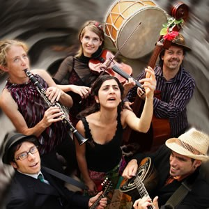 She Koyokh Klezmer Ensemble, Salsa Band