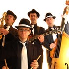 Silk Swing City, Jazz Band for hire in Glamorgan