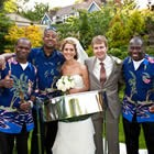 Skyline Steel Band, Wedding Steel Band available to hire for weddings in Devon