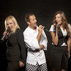 Superstar Waiters, Singing Waiter for hire in East Lothian area