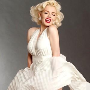 Suzie Kennedy As Marilyn Monroe Marilyn Monroe Look
