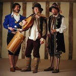 Hire The Princes, Medieval Musicians from Alive Network Entertainment Agency