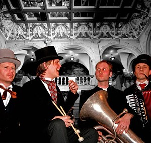 The Bespoke Victorians, Music Hall Comedy Show