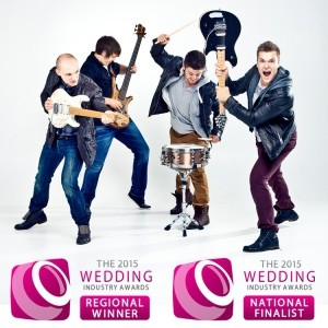 The Hot Shots Wedding Band Win At The Wedding Industry Awards!